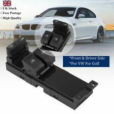 ELECTRIC MASTER WINDOW CONTROL SWITCH FOR SKODA FABIA OCTAVIA FRONT DRIVER SIDE