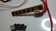 Bush LY2211WCW IR Receiver (0091802533) + Buttons (0091802532) - Free UK Post