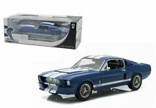 GREENLIGHT 1:18 AUTO DIE CAST SHELBY GT 500 1967 BLU ART 12953