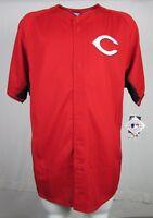 Cincinnati Reds MLB Men's Cool Base Replica Big & Tall Team Jersey