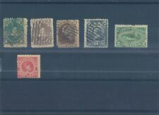 Newfoundland early used/Mh stamps (Cv $120 Eur90)