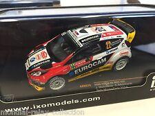 Ford Fiesta RS WRC J.Melicharek Monte-Carlo - 1/43 IXO VOITURE DIECAST - RAM570