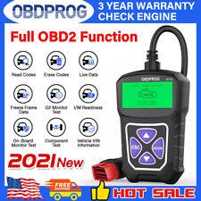 Automotive Obd2 Scanner Obd Code Reader Check Engine Fault Car Diagnostic Tool