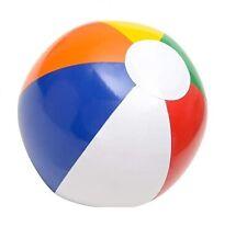 "Multicolored Beach Balls (12 Pack) 12"""