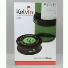 Kelvin Duo Adventure Labs Wine Thermometer FREE FedEx SHIPPING