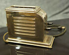 Vintage Toastmaster Toaster Chrome Single Slice 1920s Waters Genter Co Art Deco