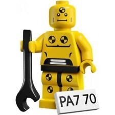 NEW LEGO 8683 Series 1 Crash Test Dummy Minifigure /  Rare Sealed