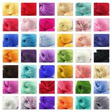 Sale Children soft warm 1ballx50g DK Baby Cashmere Silk Wool hand knitting Yarn