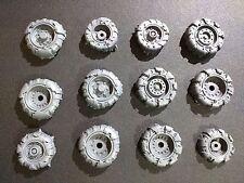 Warhammer 40k Ork Trukk Wheels / Tires Bits