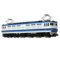 Tomix 2188 Electric Locomotive EF64 in Euroliner Livery - N