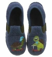 Giesswein Tirschenreuth 527 Jeans Turtle Scooter Slippers UK Size 10 Child EU 28