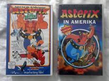 Video - Asterix - Konvolut von 2 Kassetten