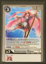 Sistermon Blanc | BT6-082 R | Rare | White | Double Diamond | Digimon TCG