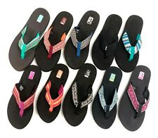db8c79959 Teva Women s Mush II Flip Flops Sandals Thongs Multiple Colors 4198