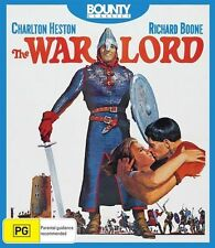 The War Lord (1965) *Starring Charlton Heston & Richard Boone* (Blu-ray, 2015)