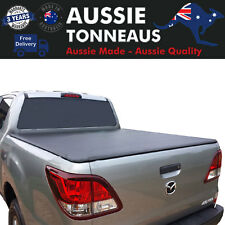 Clip On Tonneau Cover for Mazda BT50 Dual Cab with No Head Board-Nov11 to Sep 20