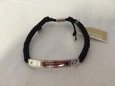 Michael Kors Mkj3624 Black  Any stable Plaque Bracelet