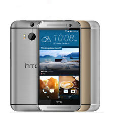 """HTC One M8 5.0"""" 16GB 4G LTE GSM WIFI GPS Unlocked Android Cell Phone Smartphone"""