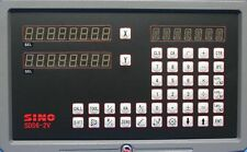 SINO 2- axis digital readout DRO kit for mill or lathe