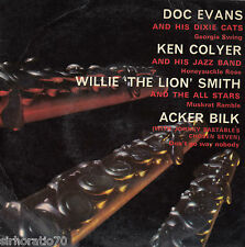 ALL STAR TRAD Self Titled EP 1960's Mono JAZZ