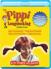 The Pippi Longstocking Collection [New Blu-ray] The Pippi Longstocking Collect