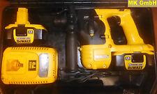 Dewalt DC 213 KL Akku-Kombihammer SDS-plus, DC213 KL, 18V-2,0 Li-Ion, DC213KL