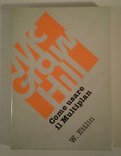 C769 COME USARE IL MULTIPLAN W. ETTLIN MCGRAW HILL 1985