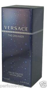 THE DREAMER by Gianni Versace Cologne 3.3 oz / 100ml EDT Spray