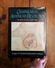 Campaigns of the American Revolution : An Atlas of Manuscript Maps