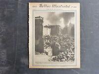 1942 THE WAR ILLUSTRATED VOL. 6 #140 STALINGRAD IN RUINS
