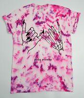 Pinky Promise Tie Dye T Shirt UNISEX Festival Grunge Metal Hipste Meme Trippy