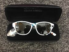 Quinny Henrik Vibskov Kids White Sun Glasses New