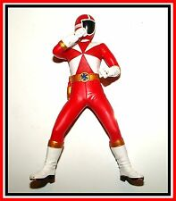 Power Rangers Sentai Hero Vinyl Figure _ Lightspeed Red Ranger