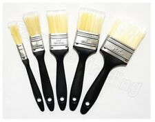 5 x DIY Synthetic Paint Brush Home Painting Decorating Art Kit Set Fine