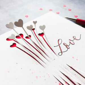 Metal Cutting Dies Mold Heart Decoration Scrapbook Craft Blade Punch Stencils