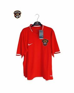 New Russia Football Away Shirt 2006-2008 (L) Nike Trikot Jersey