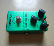 Tube Screamer vintage ts9 and ts808 pedal OverDrive guitar effect pedal