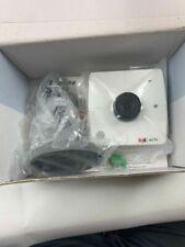 ACTi TCM-4201 H.264 Megapixel IP PoE Cube Camera with PIR