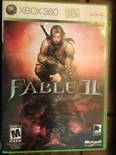 Xbox 360 Fable II 2 Complete w Manual Compatible with Xbox One