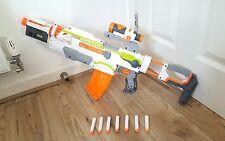 Nerf N Strike módulo ECS-10 Pistola Blaster, ampliable Juguete Dart