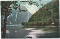 from Jersey Shore Delaware Water Gap Pa Vintage Postcard Pennsylvania