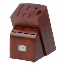 Chicago Cutlery Wood Storage Knife Block 15 Slot (Block Only) Lowest Price (New)