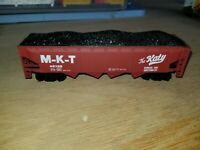 MKT 46725, THE KATY, 4-BAY OPEN HOPPER WITH LOAD.   AG35