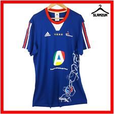 France Handball Shirt Adidas UK 48/50 XL Home National Team Jersey les Experts