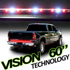 "60"" Line Of Fire LED Tailgate Tail Light Bar Strip Turn Signal Brake Reverse Vb"