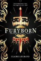 Furyborn by Claire Legrand (author)