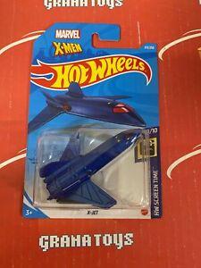 X-Jet #221 10/10 Screen Time 2021 Hot Wheels Case N