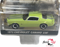 Country Roads 1972 Chevrolet Camaro Z28 1:64 Diecast Car Series 6 Chevy Muscle