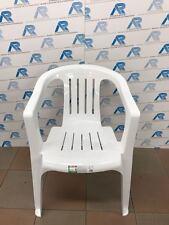 sedia per esterno scab modello giada bianco art 1111