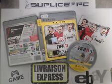 FIFA 11 ( PLATINIUM ) (AVEC NOTICE) - PS3 - JEU FR